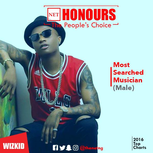 15 NET Honours Wizkid 2
