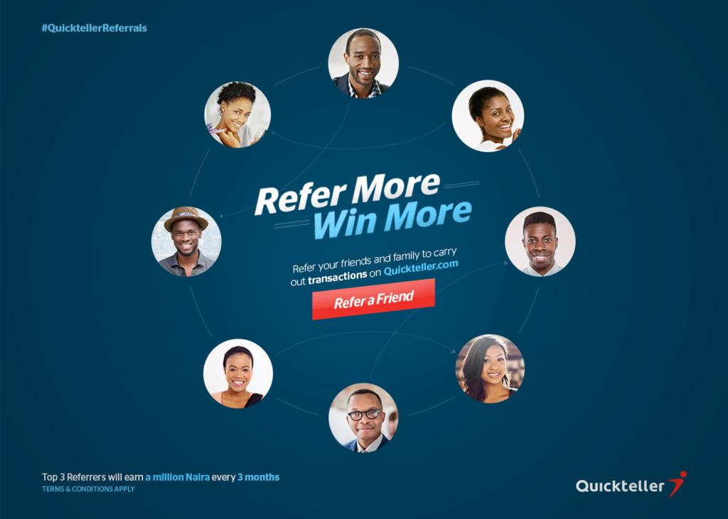 quickteller-refer a friend