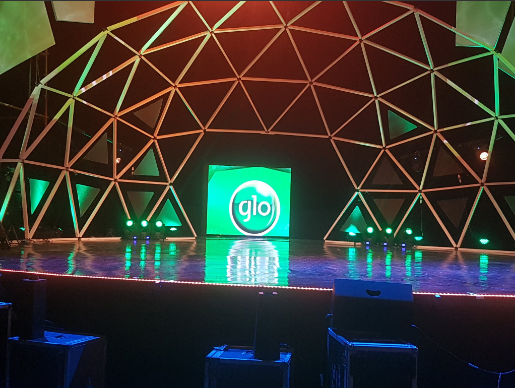 Glo caf awards 2016