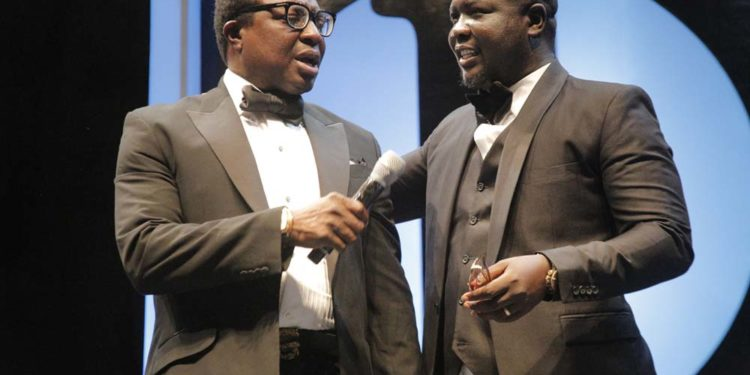 Alibaba and Seyi Law