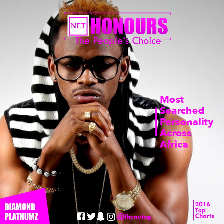 NET Honours Diamond Platnumz