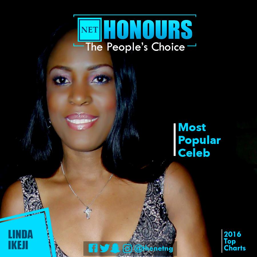 NET Honours Linda Ikeji