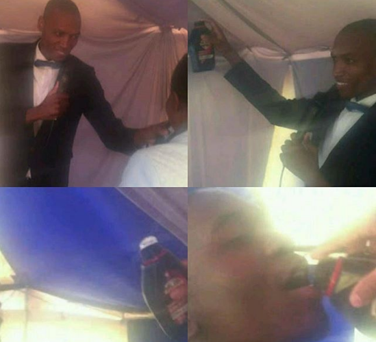 South African Pastor Made Church Members Drink Engine Oil