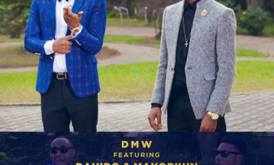 Prayer Final-davido and mayorkun
