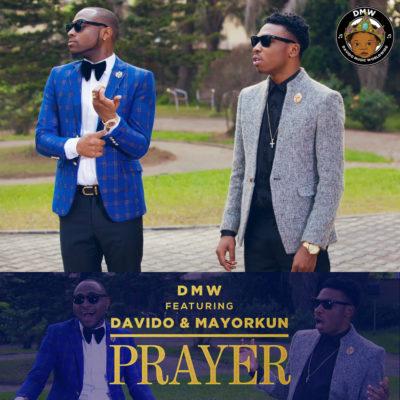 Prayer Final-davido and mayorkun
