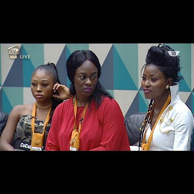 big brother naija - debbie rise