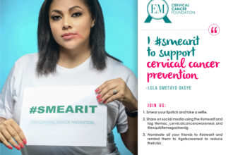 cervical cancer campaign by exquisite magazine