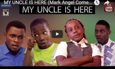 mark angel and ay comedian