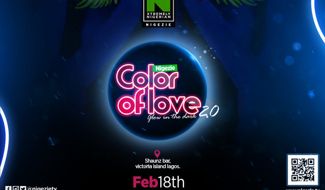 nigezie color of love