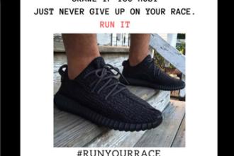 run your race