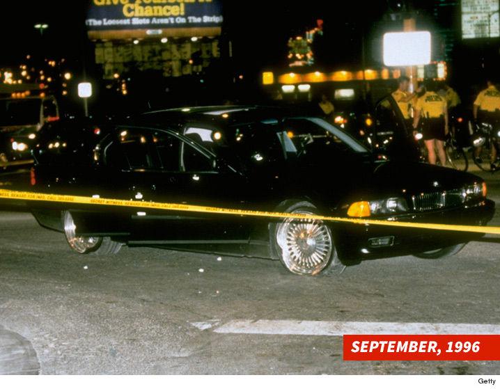 Tupacs Death Car For Sale