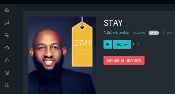 Eric Arubayi - Stay