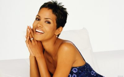 Hollywood screen diva, Halle Berry