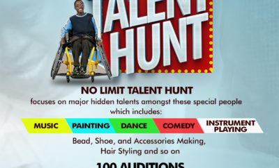 No Limit Talent Hunt