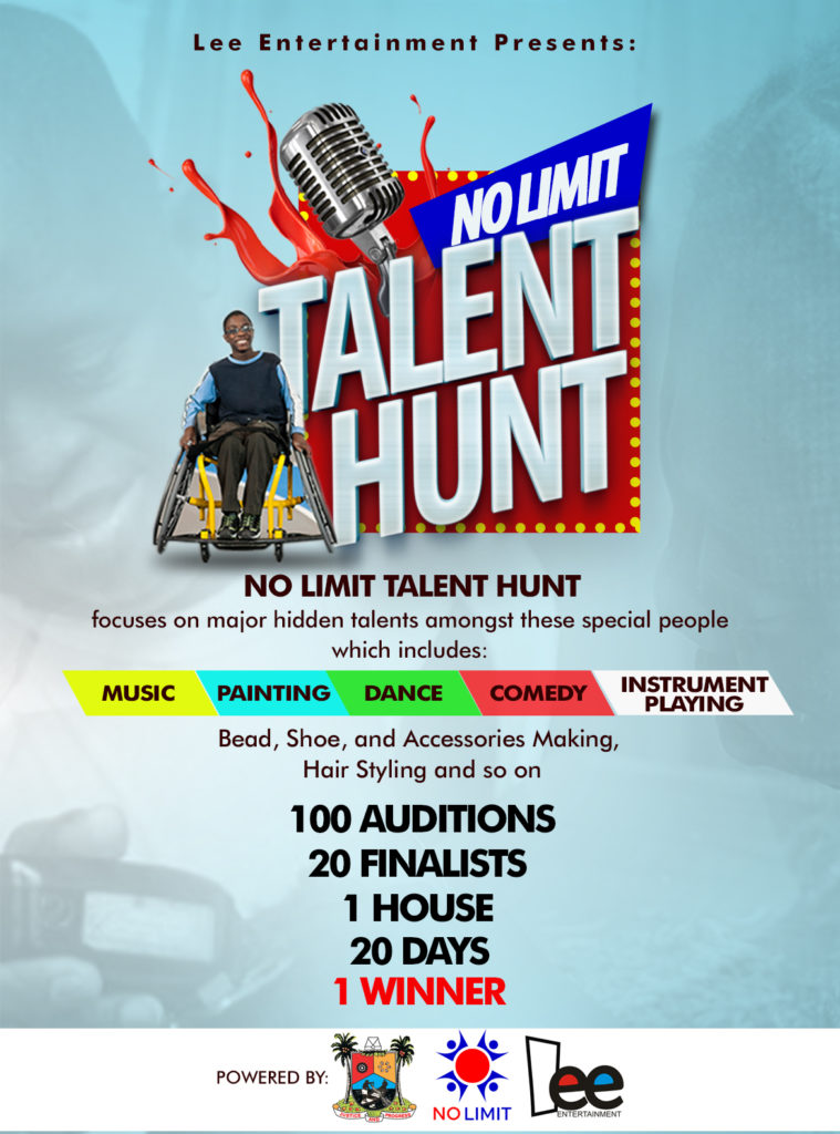No Limit Talent Hunt