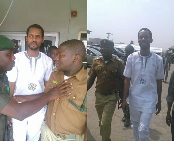 Seun egbegbe granted bail of 5 million naira upon duping bereau de change operatives/ mallam