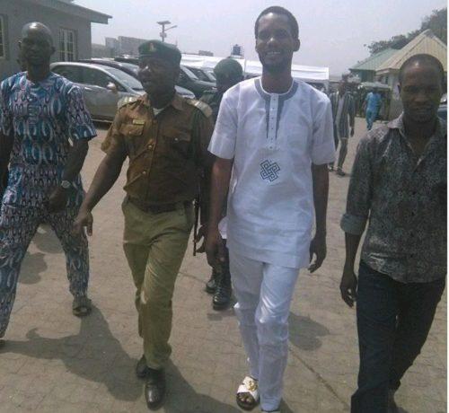 Seun egbegbe granted bail of 5 million naira upon duping bereau de change operatives/ mallam