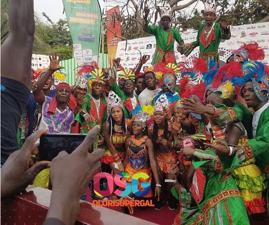 Wazobia FM Carnival