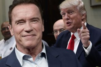 Arnold Donald
