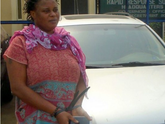 "Mitchel Harrold, The Badoo Lady who Drugs ""Online"" Lover, a Lagos Doctor, Flees With Car, Laptop"