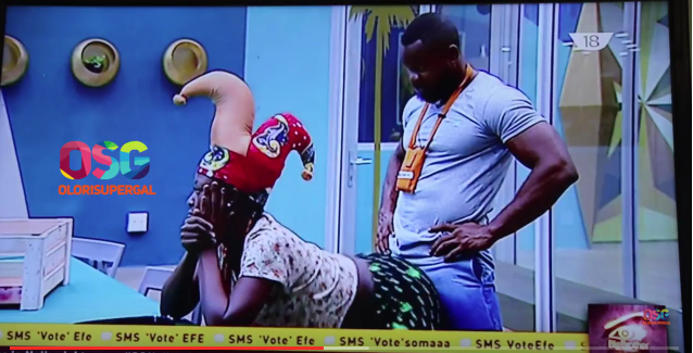 big brother naija debbie rise twerk-olorisupergal