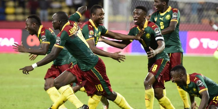 indomitable lions