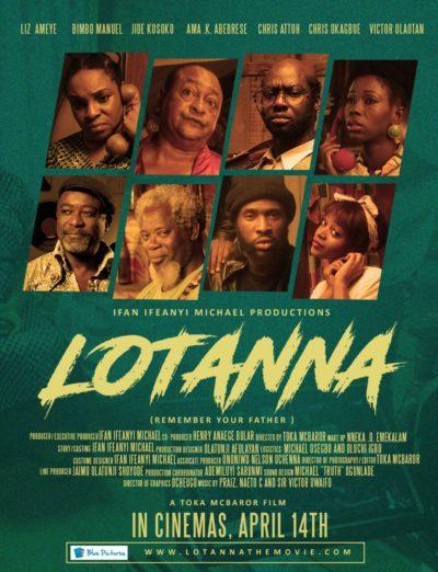 lotanna - praiz