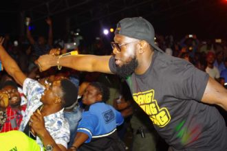Timaya at the real dral experience