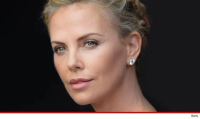 Hollywood Actress Charlize Theron