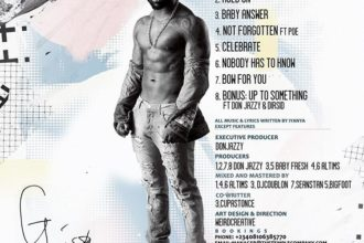 "Iyanya tracklist for ""Signature"" EP"