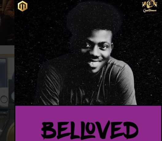 "Korede Bello album ""Belloved"""