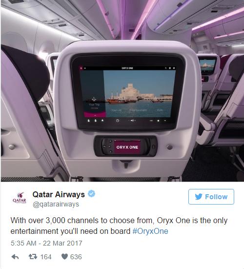 Airlines Mock Donald Trump's Laptop Ban Across Social Media