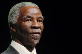 Former South African President, Thabo Mbeki