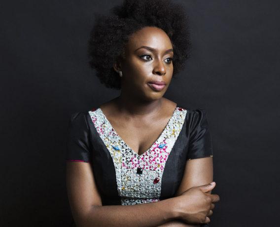 Chimamanda Ngozi Adichie - OLORISUPERGAL