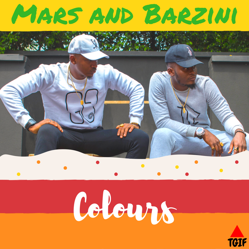 Mars And Barzini Premiere The Song Of The Year – Colors