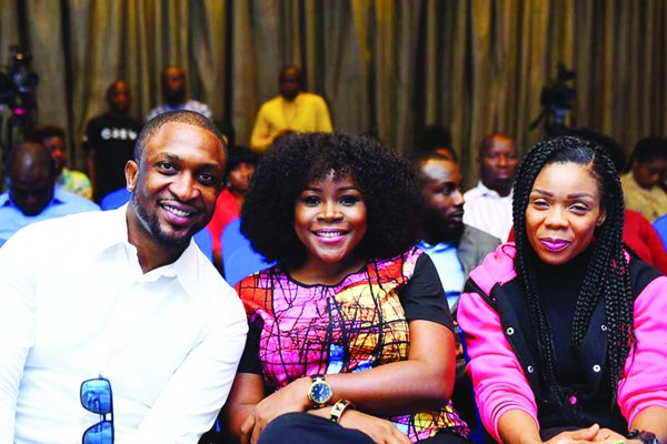 Darey, Omawumi and Kaffy