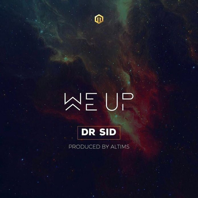 Dr SID we up art cover