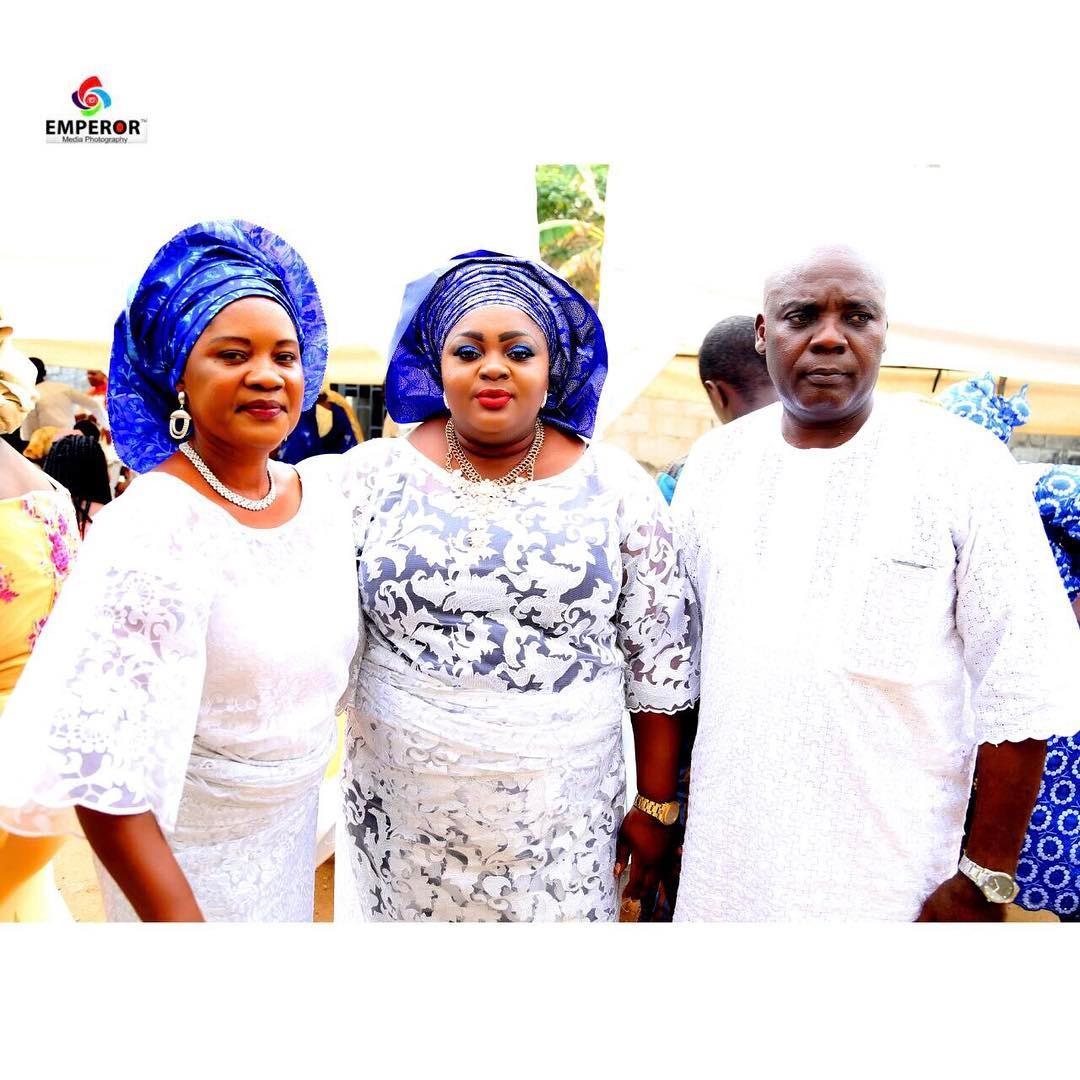 Eniola and her siblings