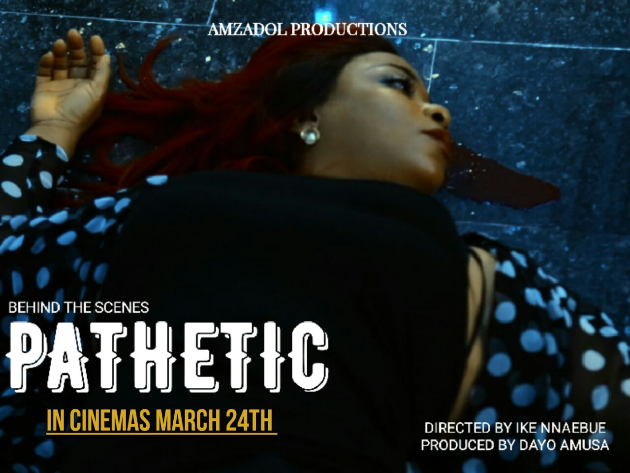 Dayo Amusa's 'Pathetic' Movie