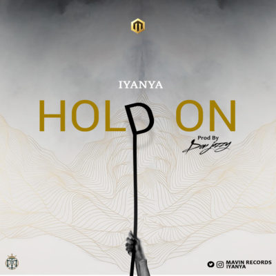 Iyanya – Hold On (Prod. by Don Jazzy) art cover