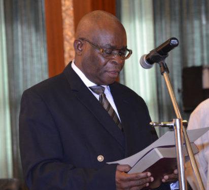 Justice Walter Onnoghen