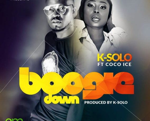 New Music: K-Solo feat. Cocoice – Boogie Down art cover