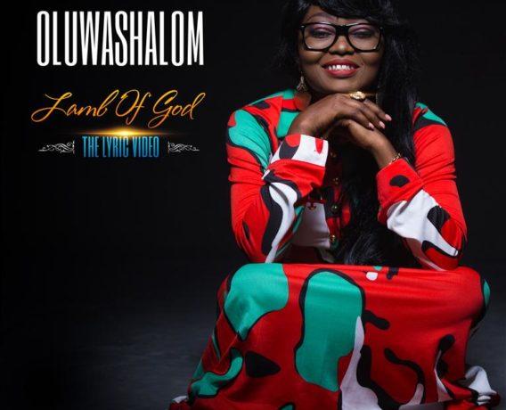Lamb Of God by OluwaShalom cover art