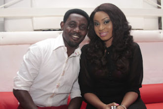 comedian ay and wife