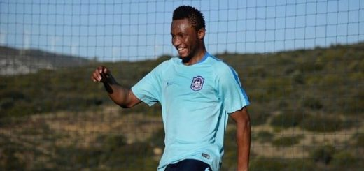 Mikel obi in new club tianjin teda