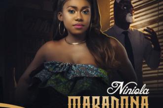 MUSIC art cover : Niniola – Maradona