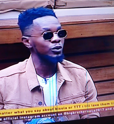 Patoranking visit big brother naija housemates