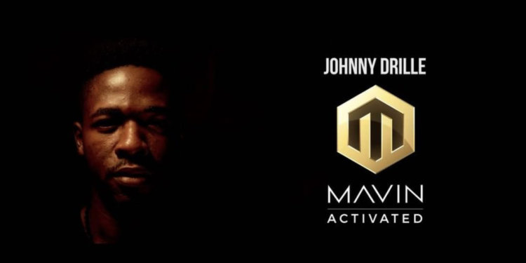 Johnny Drille cover art on mavin records