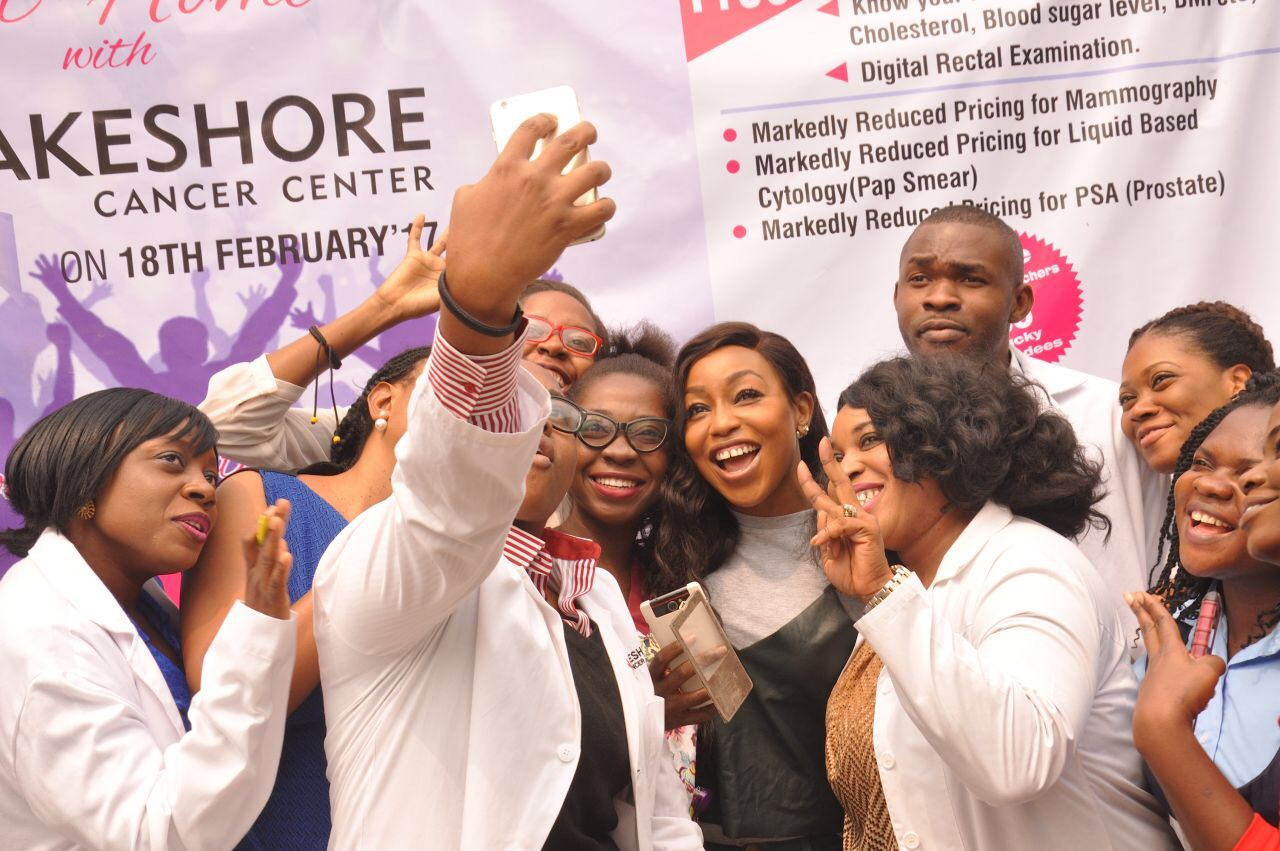 BK Unique Hair MyHairMyCrown Campaign With Brand Ambassador Rita Dominic