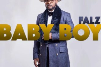 "Falz ""Baby Boy"" art cover"